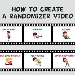 [PE Blog] How to Create a Randomizer Video for PE
